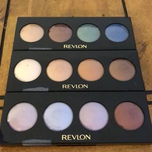 ❤️HP❤️ Set of 3 Revlon Illuminance Creme Shadow
